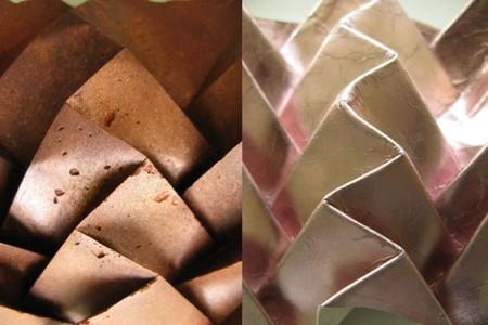 Chocolate plegado por Arantza Vilas, Leslie Vanderleeuw y Erik Spande