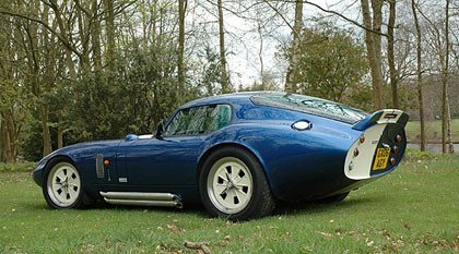 2006 Shelby Daytona Cobra
