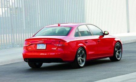 ¿Un Audi A4 híbrido enchufable en camino?