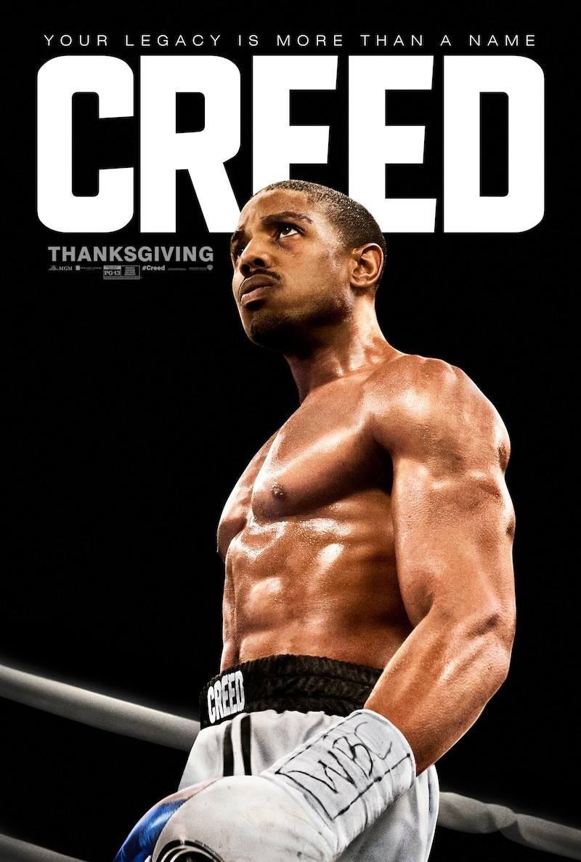 Foto de 'Creed. La leyenda de Rocky', carteles (5/7)