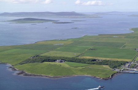 Shapinsay: visita a una de las islas más pequeñas de las Orcadas