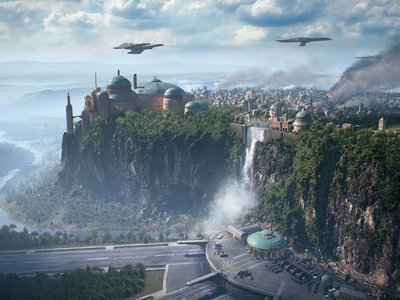 Hemos jugado al asalto de Naboo de Star Wars: Battlefront II, el combate que habría hecho grande a La Amenaza Fantasma