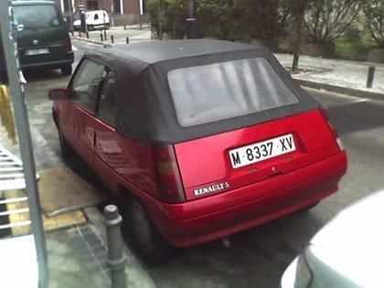Renault 5 Spyder