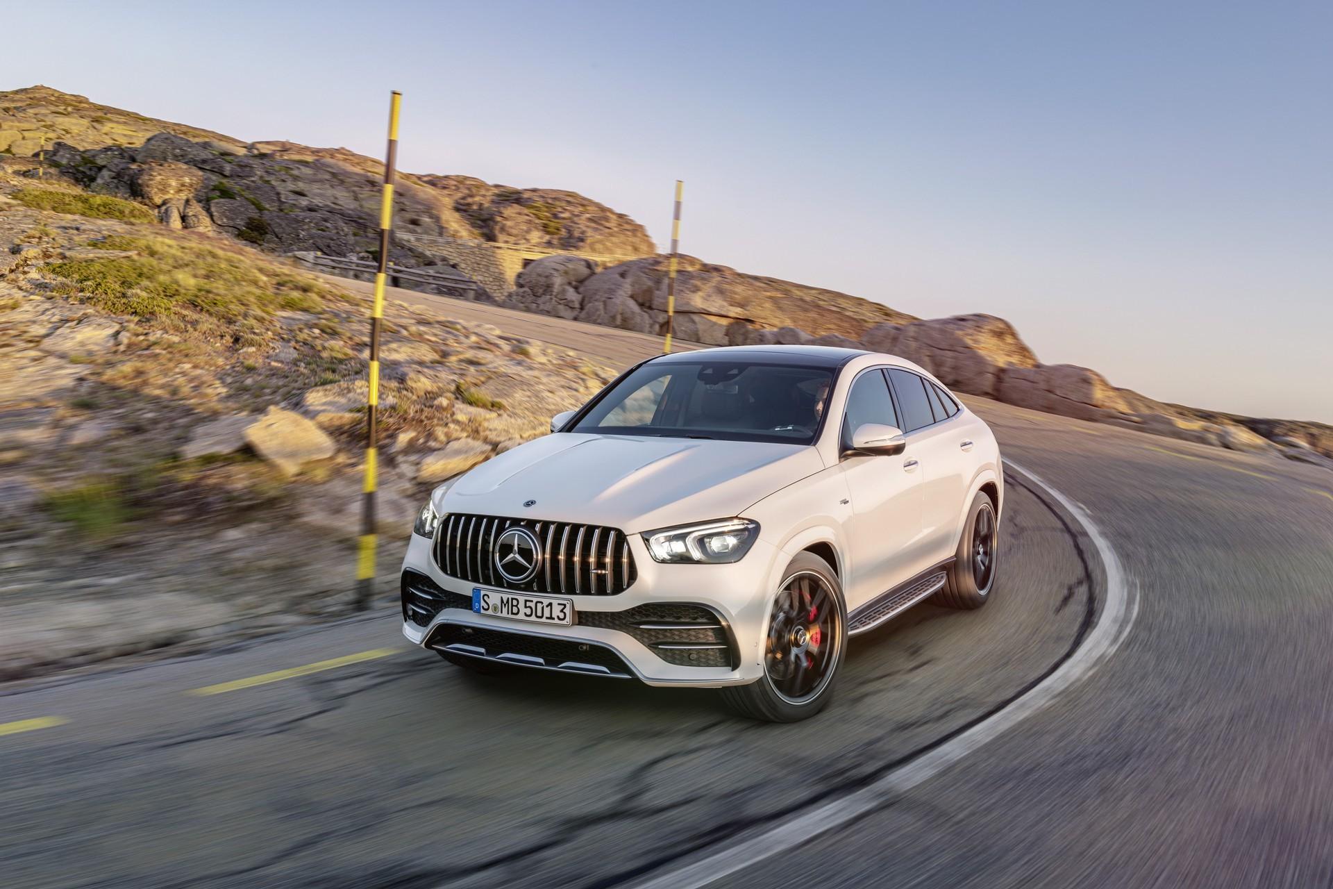 Foto de Mercedes-Benz GLE Coupé 2020 (33/52)