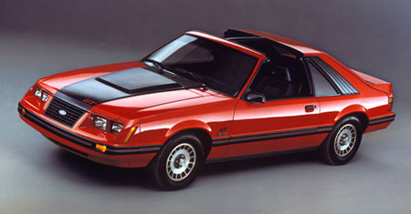 1983 Ford Mustang GT
