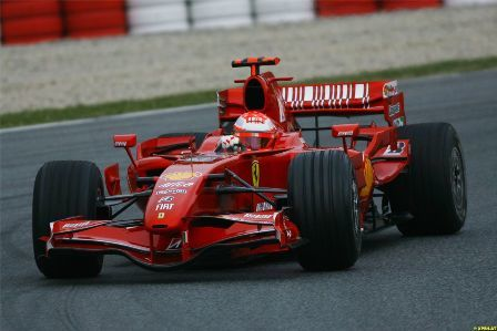 Michael Schumacher volverá a probar el Ferrari en Monza