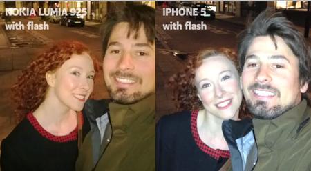 Nokia lanza un comercial comparando su cámara con la del iPhone 5