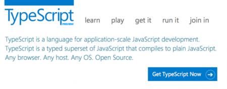 TypeScript, un JavaScript supervitaminado y mineralizado cortesía de Microsoft