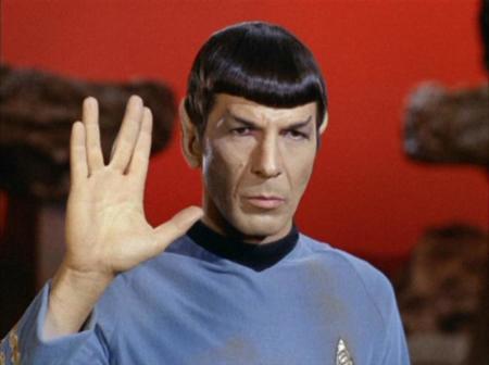 Larga vida y prosperidad Spock, Leonard Nimoy fallece a los 83 años