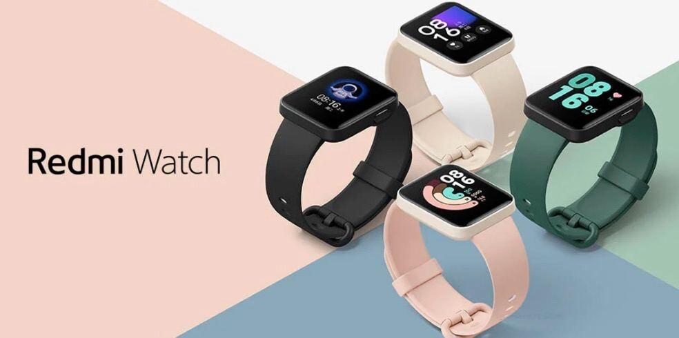 Xiaomi Redmi Watch: el mas reciente horómetro deportivo de Redmi viene por 40 euros al cambio