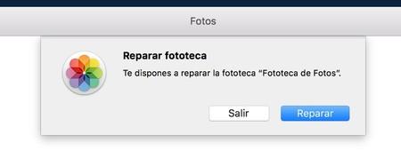 Fotos Mac Reparar Fototeca Corrupta