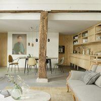 No solo de Haussmann vive París: De viejo y oscuro almacén a luminosa vivienda