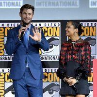 'Thor: Love and Thunder': Valkiria es el primer superhéroe LGTBIQ+ del Universo Marvel y Natalie Portman rompe su silencio sobre su regreso