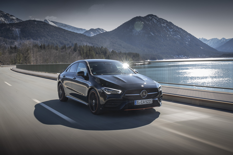 Foto de Mercedes-Benz CLA Coupé 2019, toma de contacto (172/248)