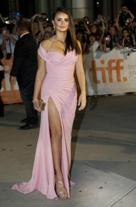 Penélope Cruz también se pasa por el Festival de Cine de Toronto