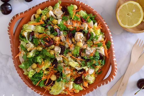 Tu dieta semanal con Vitónica: menú saciante para adelgazar de forma sana