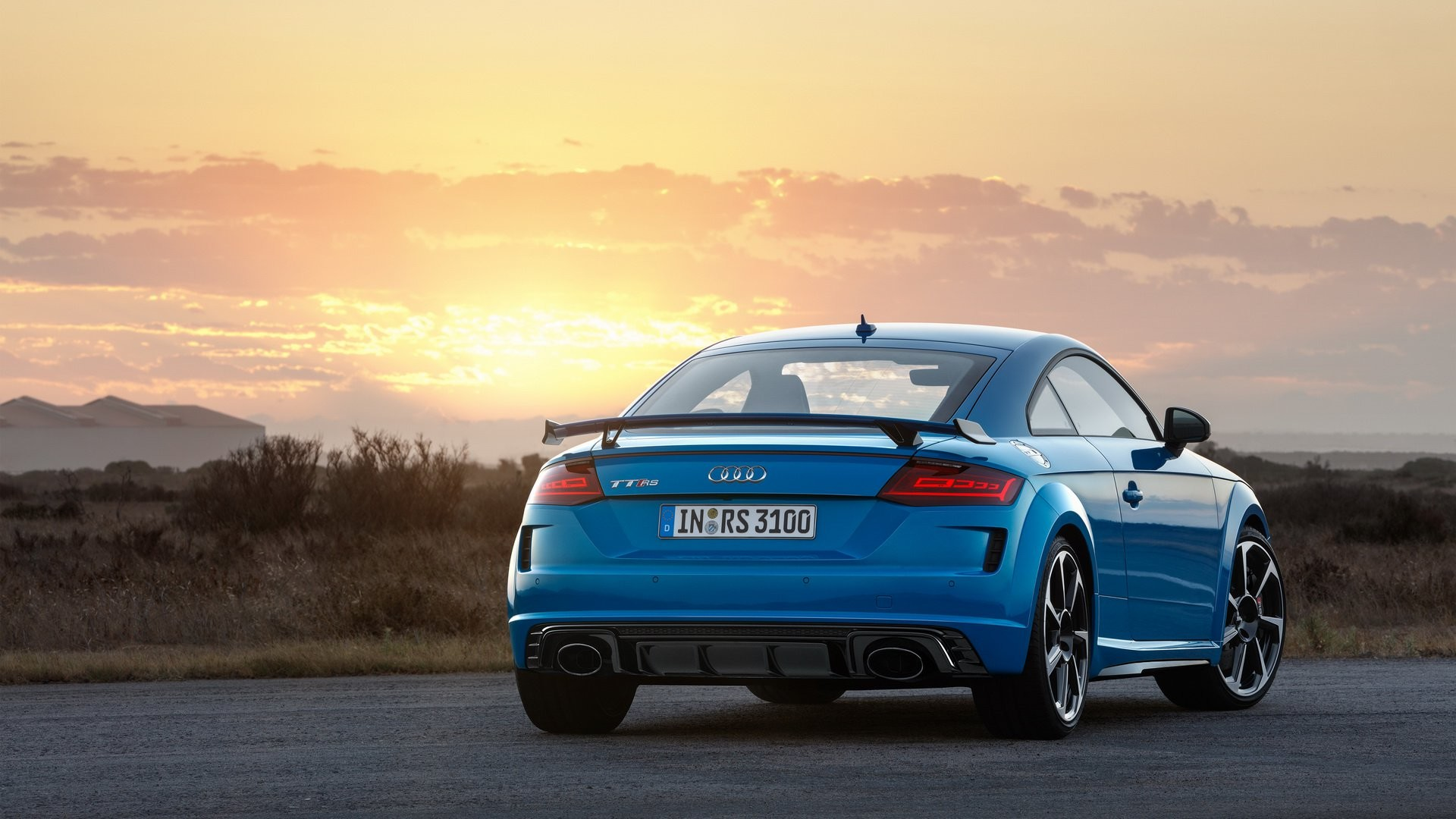 Foto de Audi TT RS 2020 (12/53)