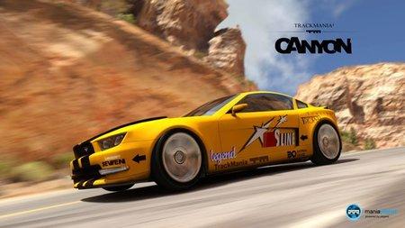 'Trackmania 2 Canyon', nuevo tráiler del desquiciante juego de coches