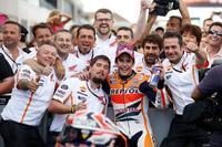 MotoGP Valencia 2013: Marc Márquez se lleva el título y ya es el campeón de MotoGP más joven de la historia