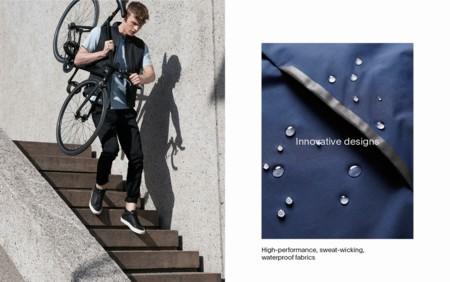 Frank And Oak Linea Activewear Trendencias Hombre