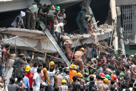Victoria de la opinión pública: Benetton paga 1,1 millones al Fondo de la masacre de Rana Plaza