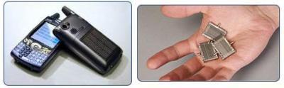 Angstrom Power prepara baterías de hidrógeno para el móvil