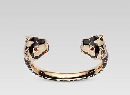 Gucci colección Ojos de Tigre (y II): joyas para una mujer felina