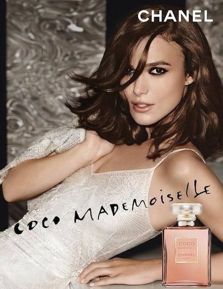 Keira Knightley vuelve a ser la Coco Mademoiselle de Chanel