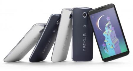 Nexus 6 sube de precio en Google Store tras sus gran bajada de precio, ahora desde 499 euros