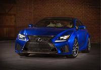 Auto Show de Detroit 2014: Lexus RC F