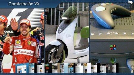 Alonso con opciones en el mundial de F1, Smart y su prototipo de scooter eléctrico y los prototipos fallidos de Apple. Constelación VX (XXIV)