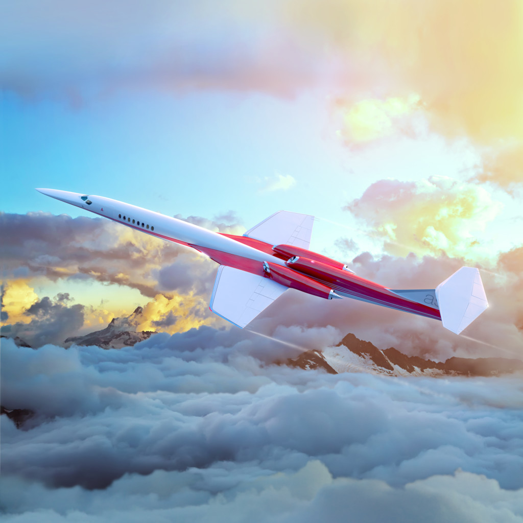 Aerion As2 In Flight Hr