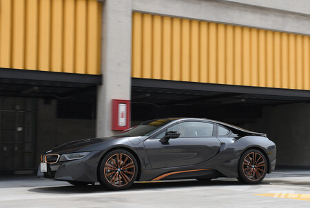 Bmw I8 Ultimate Sophisto Mexico 9