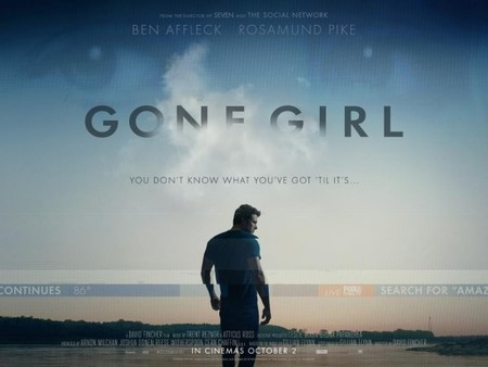 'Perdida' ('Gone Girl'), la película
