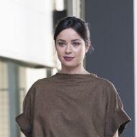 Dafne Fernández demuestra que brillar con un diseño español no es tan complicado