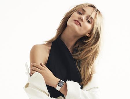 Continúa la pasarela del Apple Watch dentro de revistas de moda previo a su lanzamiento