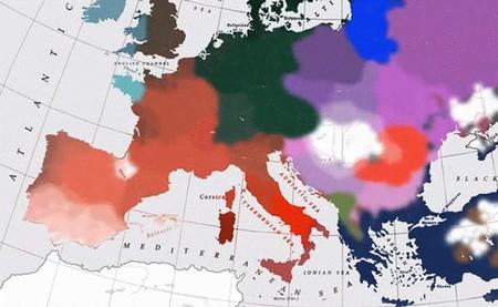 La evolución histórica de las lenguas indoeuropeas, explicada en un magnífico mapa animado