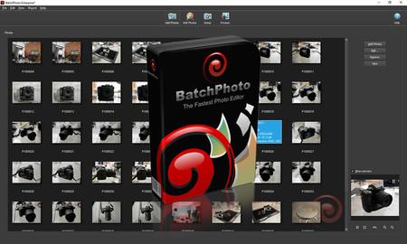 BatchPhoto, análisis: probamos este editor para el procesamiento de imágenes por lotes