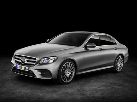 Nuevo Mercedes-Benz Clase E 2016 ¡filtrado!
