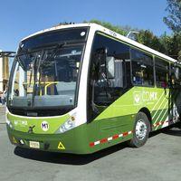 El transporte público de Ciudad de México deberá contar con cámaras de seguridad a partir del próximo año