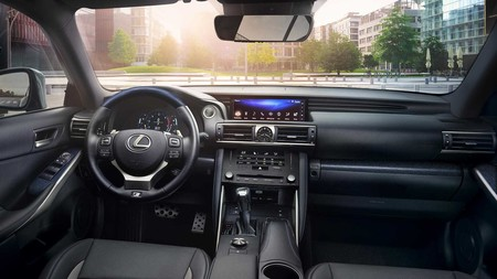 Lexus Is F Sport Blackline Special Edition 4