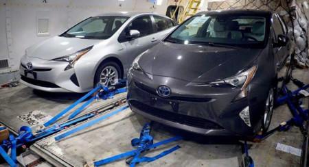 ¡Filtrado! El nuevo Toyota Prius es bastante... peculiar