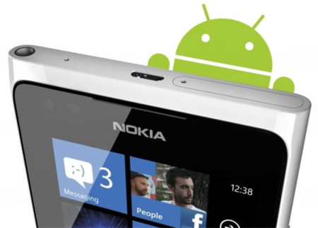 ¿Y si Nokia se pasase a Android?