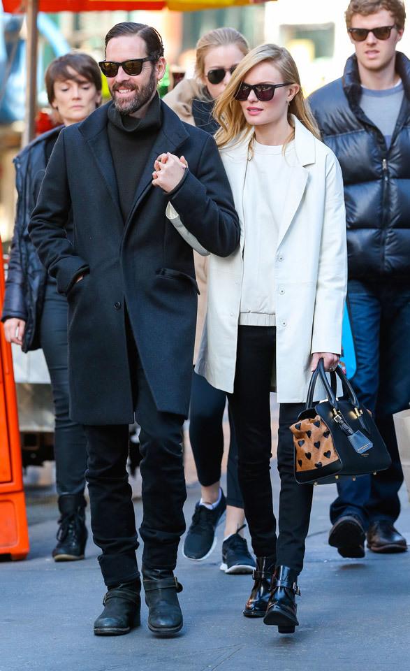 Foto de Top 10:6: Las famosas con mejor street style de 2013 (13/25)