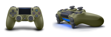 Call Of Duty Wwii Dualshock