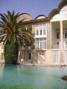 El Jardín del paraíso en Irán