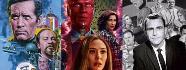 'Bruja Escarlata y Visión' más allá de Marvel: referencias e influencias para disfrutar a fondo la serie de Disney+