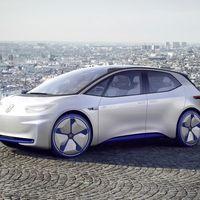 ¿Un Volkswagen I.D R? La familia de coches eléctricos de la marca alemana podría tener versiones deportivas