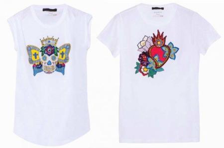 Pinko Loves... México, edición limitada de camisetas