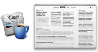 Times, un lector de feeds diferente para Mac